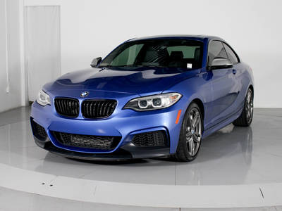 Used BMW 2-SERIES 2016 MARGATE M235I