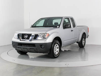Used NISSAN FRONTIER 2017 MIAMI S King Cab