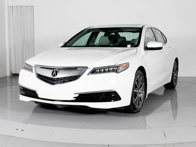Used ACURA TLX 2016 WEST PALM V6