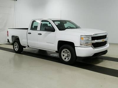 Used CHEVROLET SILVERADO 2017 MIAMI WORK TRUCK