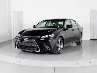 Used LEXUS GS-200T 2016 WEST PALM