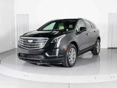 Used CADILLAC XT5 2017 MARGATE LUXURY