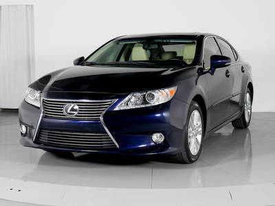 Used LEXUS ES-350 2015 MARGATE Luxury