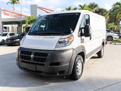 Used RAM PROMASTER-1500 2018 WEST PALM LOW ROOF 136WB