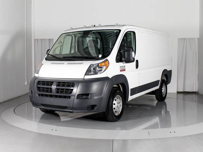 Used RAM PROMASTER-1500 2018 MARGATE LOW ROOF 136WB