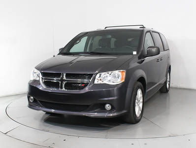 Used DODGE GRAND-CARAVAN 2018 HOLLYWOOD SXT