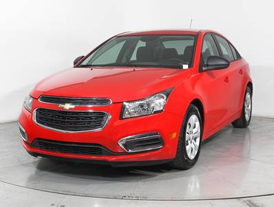 Used CHEVROLET Cruze 2016 MIAMI Limited Ls