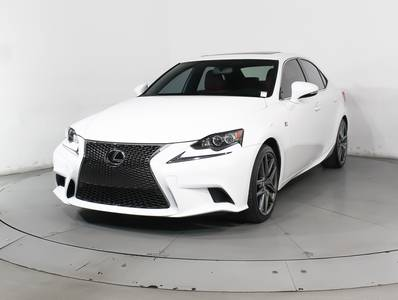 Used LEXUS IS-350 2016 MARGATE F Sport