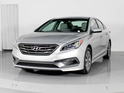 Used HYUNDAI SONATA 2016 HOLLYWOOD Sport