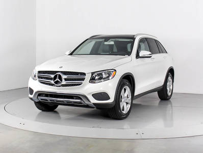 Used MERCEDES-BENZ GLC-CLASS 2016 WEST PALM GLC300