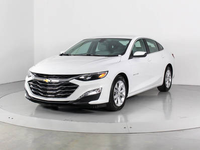 Used CHEVROLET MALIBU 2019 WEST PALM Lt 1lt