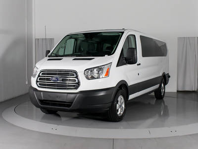 Used FORD TRANSIT-WAGON 2018 MARGATE Passenger Wagon T350