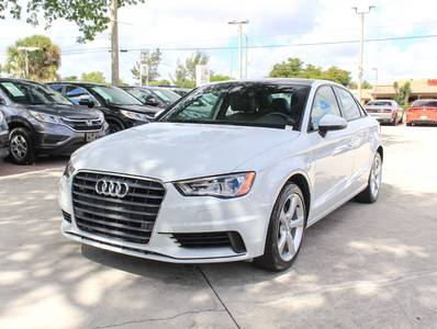 Used AUDI A3 2016 WEST PALM PREMIUM