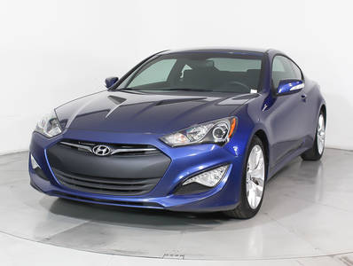 Used HYUNDAI GENESIS-COUPE 2016 HOLLYWOOD 3.8l