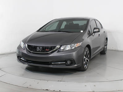 Used HONDA CIVIC 2013 WEST PALM SI