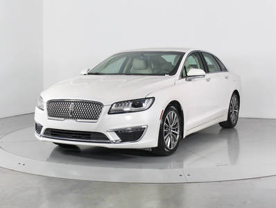 Used LINCOLN MKZ 2017 WEST PALM SELECT HEV