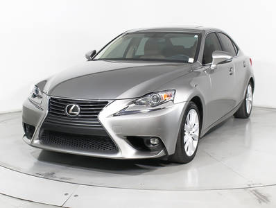 Used LEXUS IS-300 2016 HOLLYWOOD Awd
