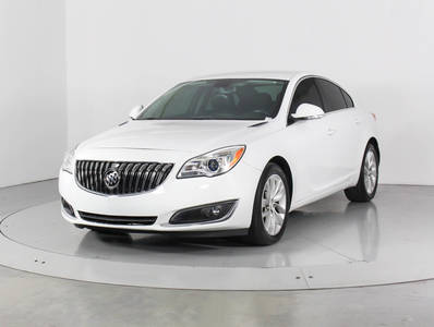 Used BUICK REGAL 2016 WEST PALM PREMIUM 1