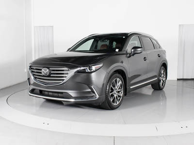 Used MAZDA CX-9 2016 WEST PALM Signature