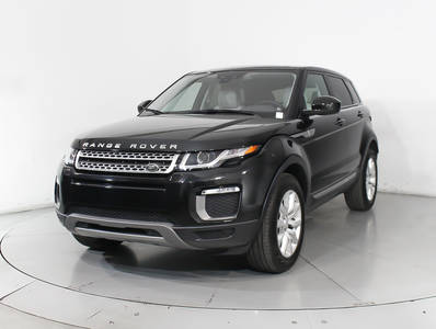 Used LAND-ROVER RANGE-ROVER-EVOQUE 2016 HOLLYWOOD SE