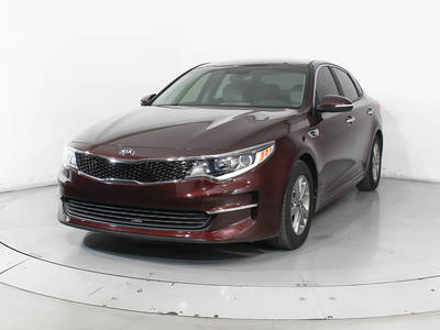 Used Kia Optima 2016 WEST PALM LX TURBO