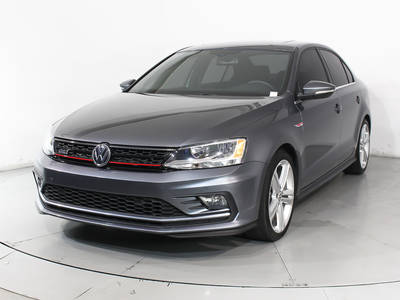 Used VOLKSWAGEN JETTA 2016 HOLLYWOOD Gli Se