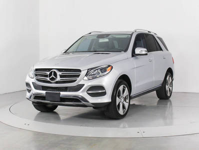 Used MERCEDES-BENZ GLE-CLASS 2016 WEST PALM GLE350