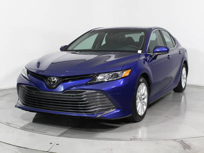 Used TOYOTA CAMRY 2018 MIAMI Le