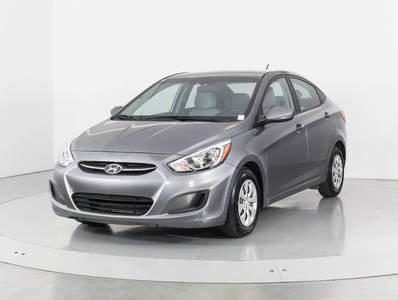Used HYUNDAI ACCENT 2015 WEST PALM GLS
