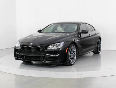 Used BMW 6-SERIES 2015 WEST PALM 640i Gran Coupe M