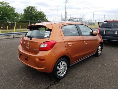 Used MITSUBISHI MIRAGE 2017 MIAMI Se