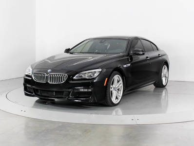Used BMW 6-SERIES 2016 WEST PALM 650I XDRIVE GRAN COUPE