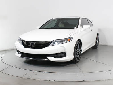 Used HONDA ACCORD 2016 WEST PALM TOURING