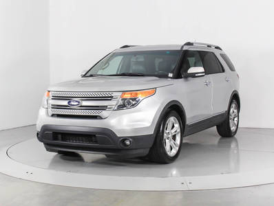 Used FORD EXPLORER 2013 WEST PALM LIMITED