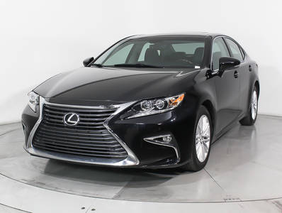 Used LEXUS ES-350 2016 HOLLYWOOD Luxury