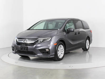 Used HONDA ODYSSEY 2019 WEST PALM LX