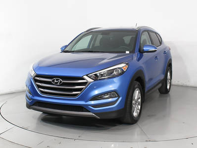 Used HYUNDAI TUCSON 2016 HOLLYWOOD Eco