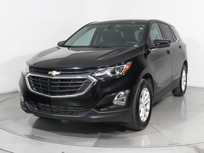 Used CHEVROLET EQUINOX 2018 MIAMI LT (1LT)