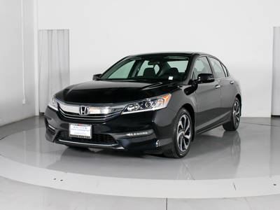 Used HONDA ACCORD 2016 MARGATE EX