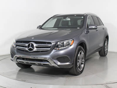 Used MERCEDES-BENZ GLC-CLASS 2016 MIAMI GLC300 4MATIC
