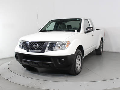 Used NISSAN FRONTIER 2014 MIAMI S