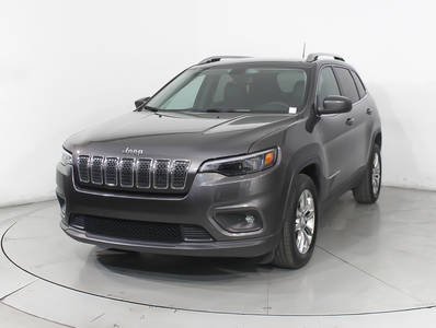 Used JEEP CHEROKEE 2019 HOLLYWOOD LATITUDE PLUS