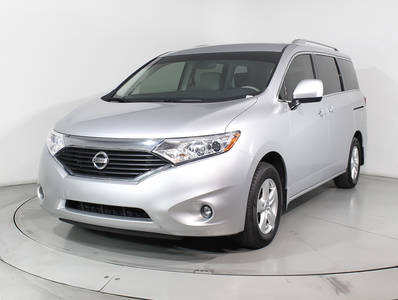 Used NISSAN QUEST 2016 HOLLYWOOD Sv