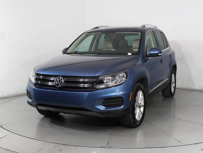 Used VOLKSWAGEN TIGUAN 2017 HOLLYWOOD WOLFSBURG EDITION
