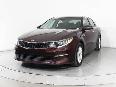 Used KIA OPTIMA 2016 HOLLYWOOD LX