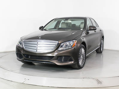 Used MERCEDES-BENZ C-CLASS 2016 HOLLYWOOD C300 4MATIC