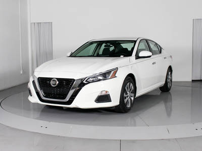 Used NISSAN ALTIMA 2019 MARGATE 2.5 S