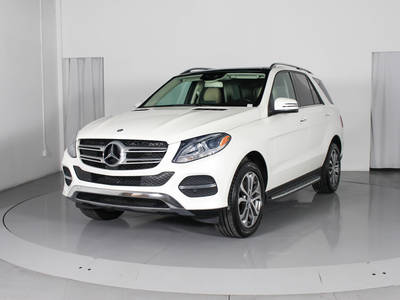 Used MERCEDES-BENZ GLE-CLASS 2016 MARGATE GLE350
