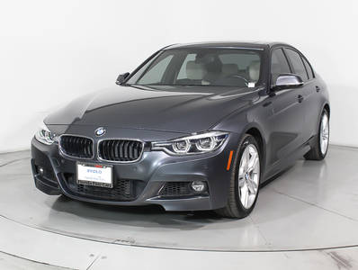 Used BMW 3-SERIES 2016 HOLLYWOOD 340i Xdrive M Sport