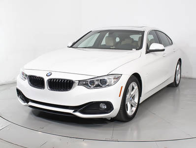 Used BMW 4-SERIES 2016 MIAMI 428I GRAN COUPE SULEV